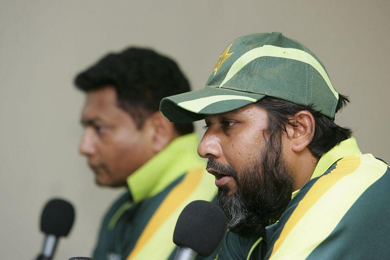 Former Pakistan skipper Inzamam-ul-Haq