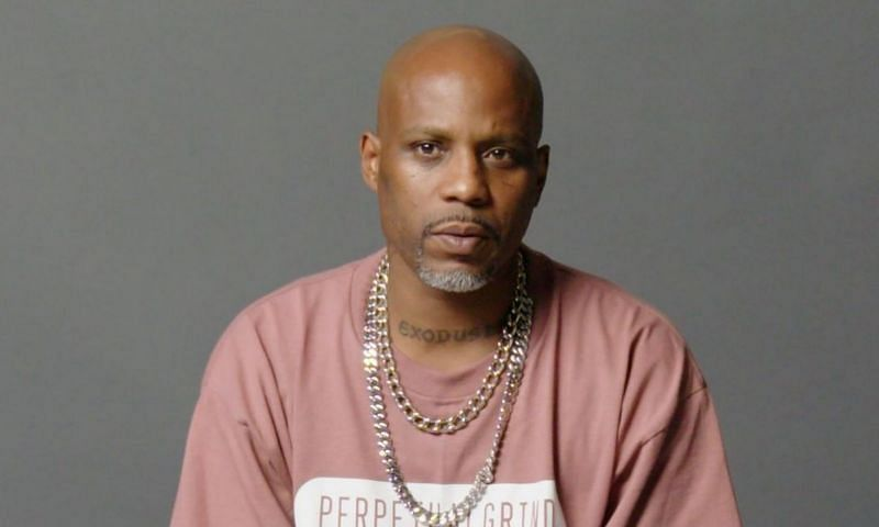 Rapper DMX has reportedly been hospitalized following a drug overdose (image via Starsgab)