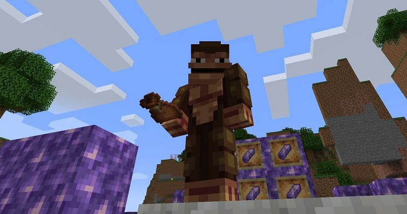 Bundles are great for Minecraft players who like to organize their inventory (Image via Minecraft)