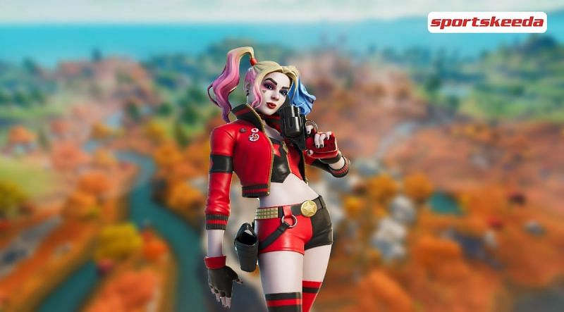 Players can now redeem the Harley Quinn Fortnite skin
