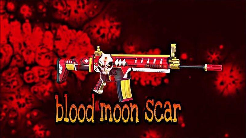 Blood Moon Scar