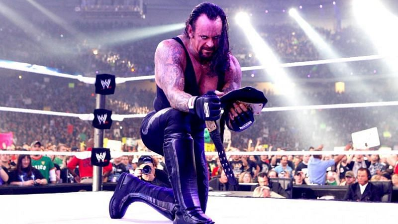 The Undertaker defeated his cousin in the WWE ring