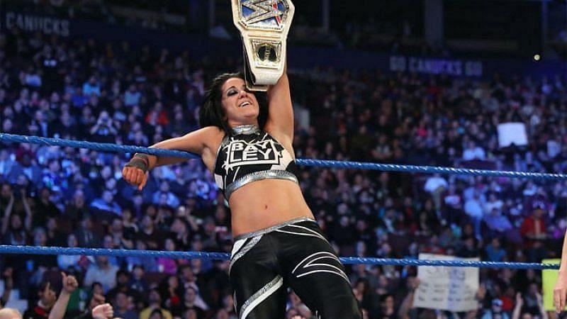 WWE सुपरस्टार बेली