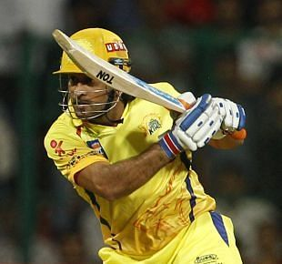 MS Dhoni played one of his greatest knocks of all-time to ensure a CSK win (Source: Associated Press)