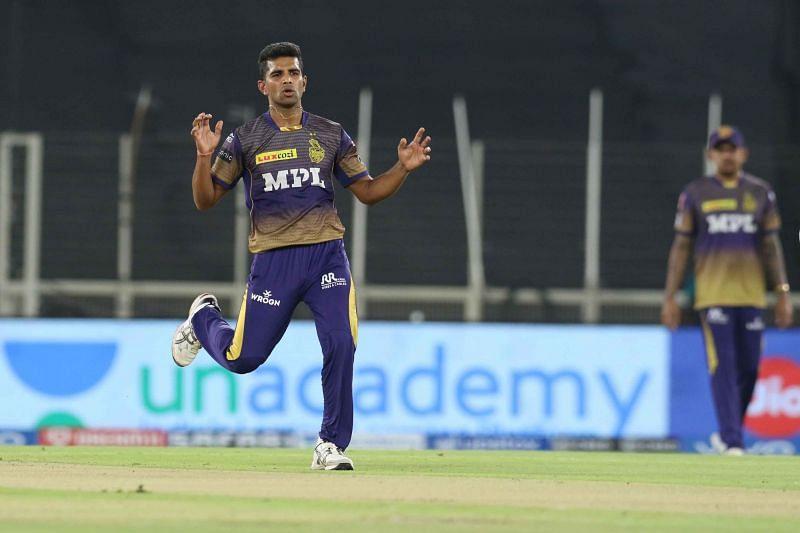 Shivam Mavi bowled well against PBKS. (Image Courtesy: IPLT20.com)