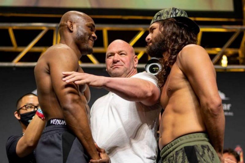 UFC 261 - Kamaru Usman vs. Jorge Masvidal [Image credit: UFC