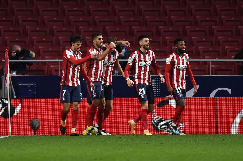 Atletico Madrid have a few key injuries