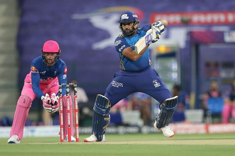 Rohit Sharma has played some top-quality knocks against the Rajasthan Royals (Image Courtesy: IPLT20.com)