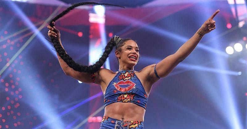 SmackDown Women's Champion Bianca Belair