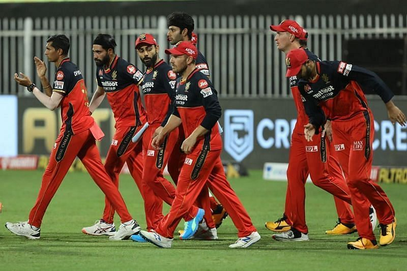RCB play the IPL 2021 tournament opener against MI at the Chepauk [P/C: ilpt20.com]