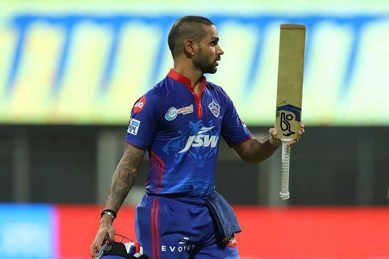 Shikhar Dhawan will look to continue his good run for the Delhi Capitals