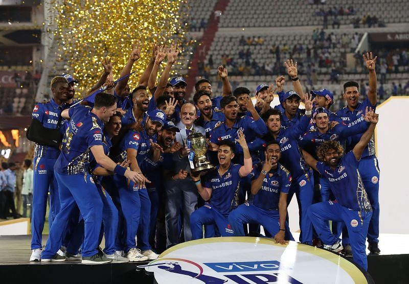 """The IPL will help India"