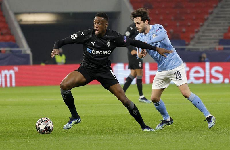 Borussia Mönchengladbach v Manchester City - UEFA Champions League Round Of 16 Leg One