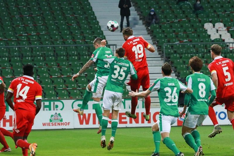 Berlin are looking to make it three wins a row against Bremen