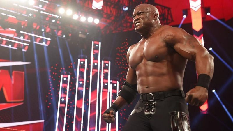 Bobby Lashley could shock the world shortly after WrestleMania 37