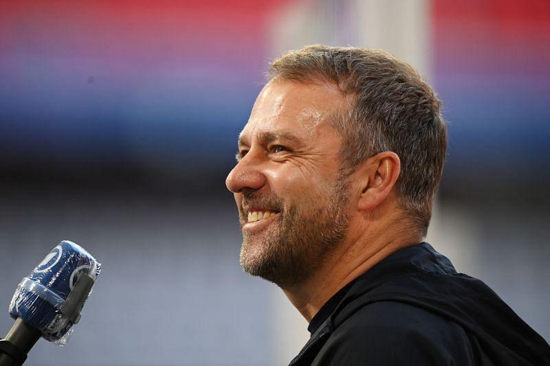 FC Bayern Munich manager Hansi Flick