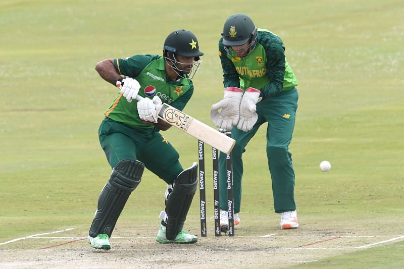 Fakhar Zaman scored his second consecutive ODI century against South Africa