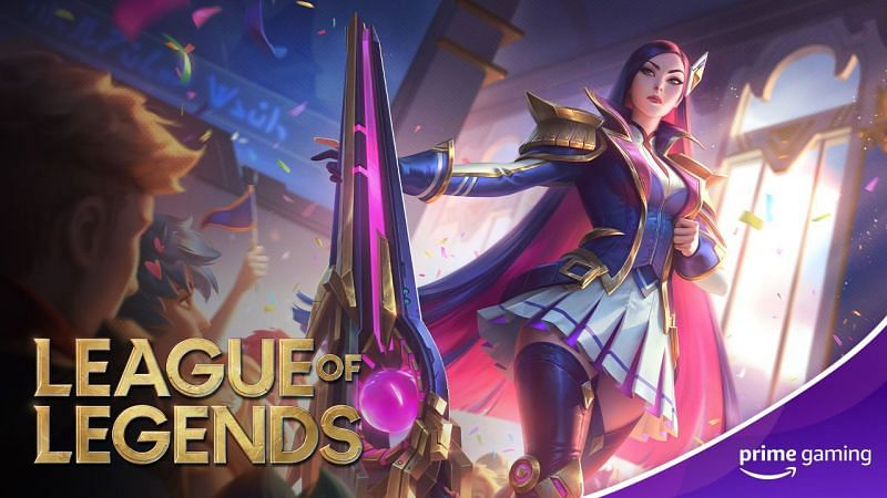 Orange Essence will be needed to gain these skins (Image via Prime Gaming)