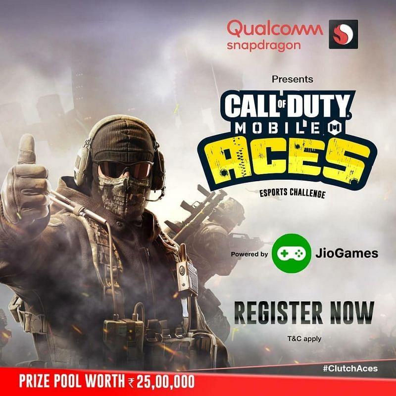 COD Mobile Ace ESports Challenge