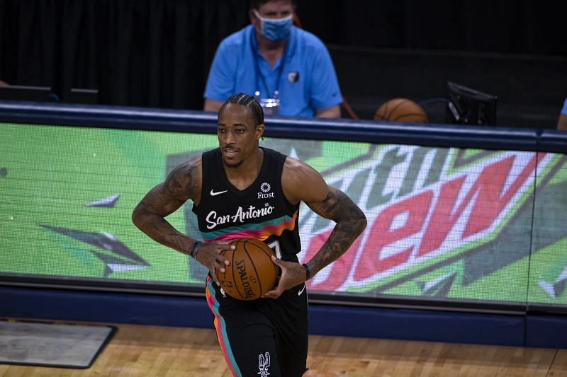 DeMar DeRozan will be the key player for the San Antonio Spurs against the Denver Nuggets