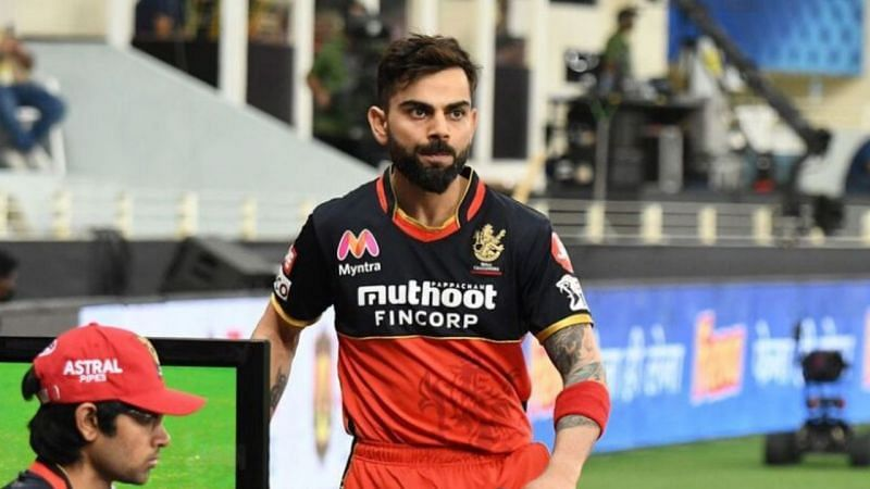 RCB skipper Virat Kohli