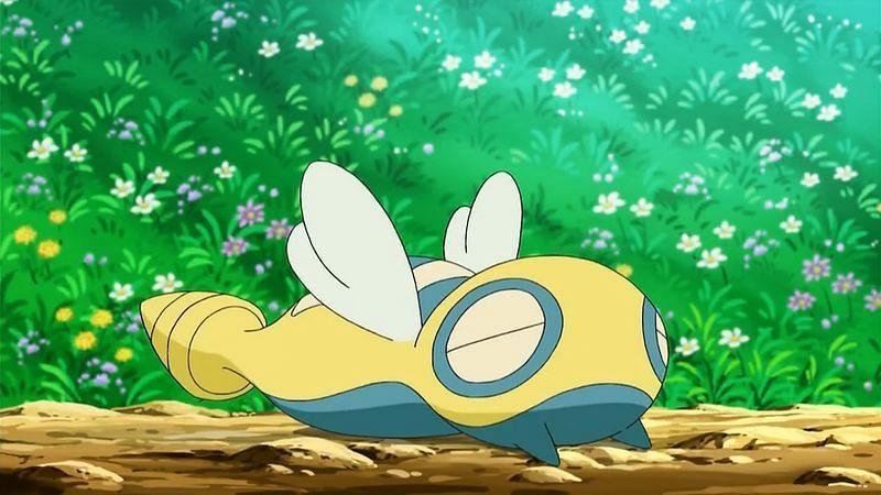 Dunsparce (Image via The Pokemon Company)