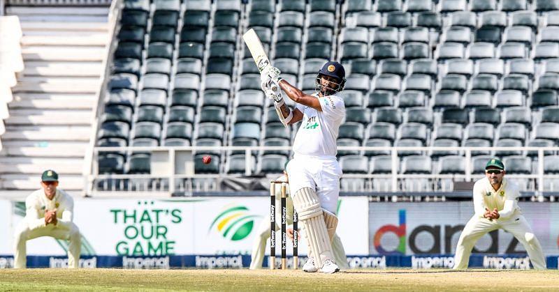 Dimuth Karunaratne will captain the Sri Lanka cricket team in the Test series against Bangladesh.