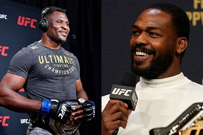 Francis Ngannou would like to face Jon Jones as the new UFC heavyweight champion.