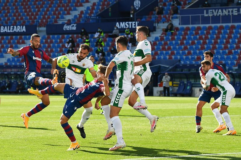 Levante take on Elche this weekend