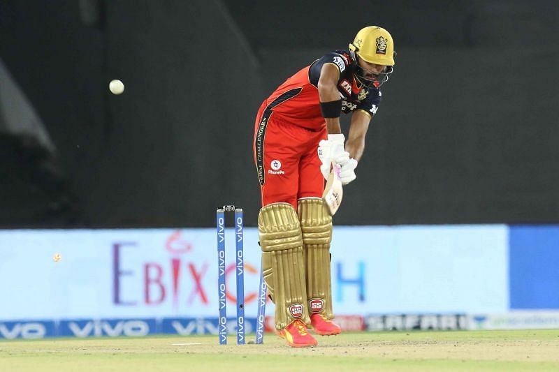 Devdutt Padikkal will look convert his starts into another hundred against PBKS. (Image Courtesy: IPLT20.com)