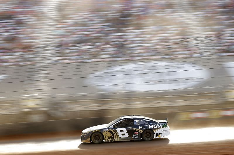 NASCAR Cup Series Food City Dirt Race. Chris Graythen Getty Images