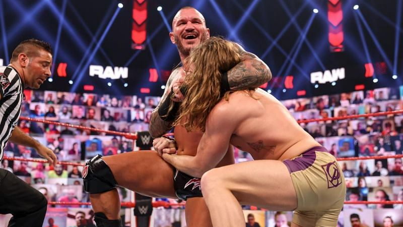 Randy Orton and Riddle