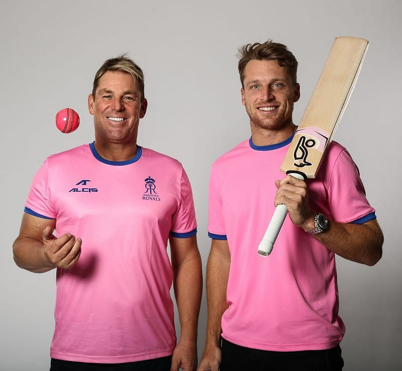 Shane Warne And Jos Buttler can lead Rajasthan Royals to glory