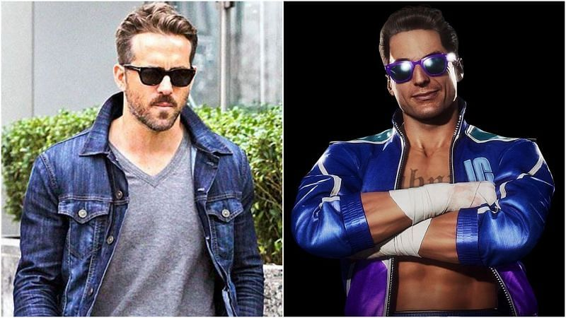 Is Ryan Reynolds set to be Johnny Cage in Mortal Kombat 2?