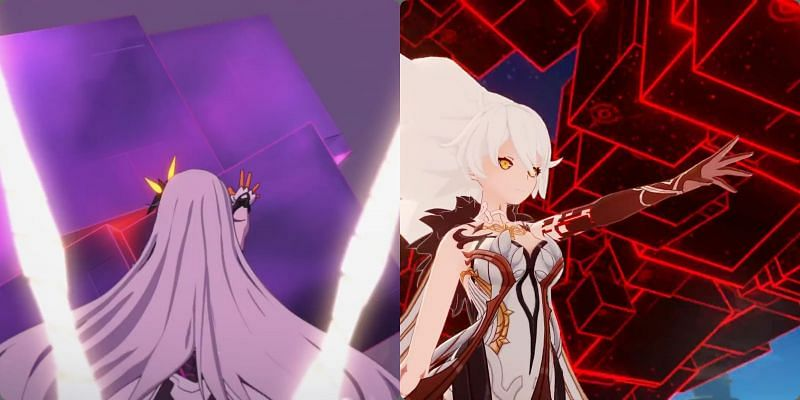 Kiana and the Unknown God shares the same ability