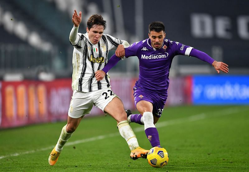 Fiorentina came away as 3-0 winners in the reverse fixture