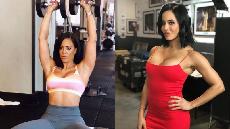 Former WWE Interviewer Charly Caruso
