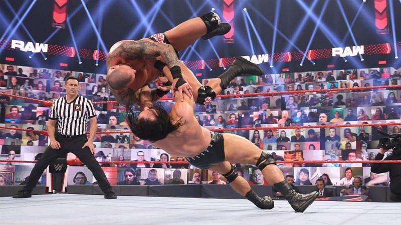 Raw का एपिसोड काफी ज्यादा जबरदस्त रहा