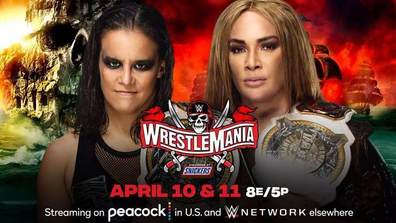 Dutch Mantell's WWE WrestleMania 37 Night 2 predictions