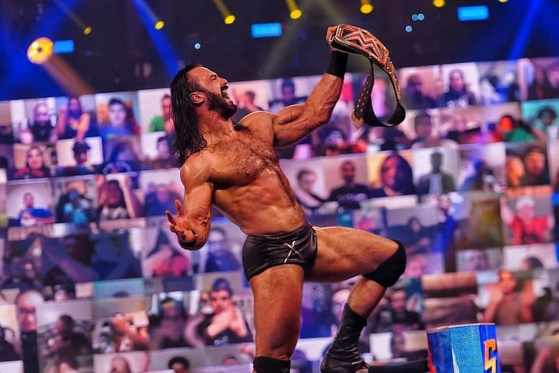 An NJPW star has called out Drew McIntyre.