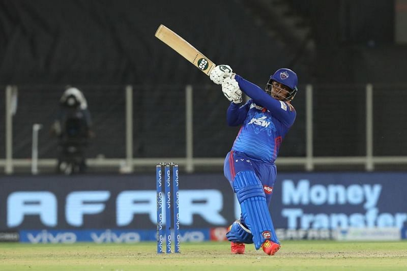 Shimron Hetmyer played a blazing 53-run knock for the Delhi Capitals [P/C: iplt20.com]