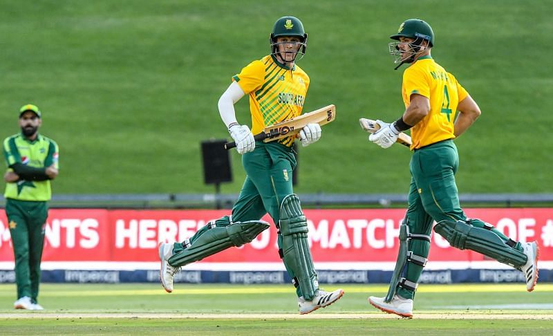 2nd KFC T20I: South Africa v Pakistan