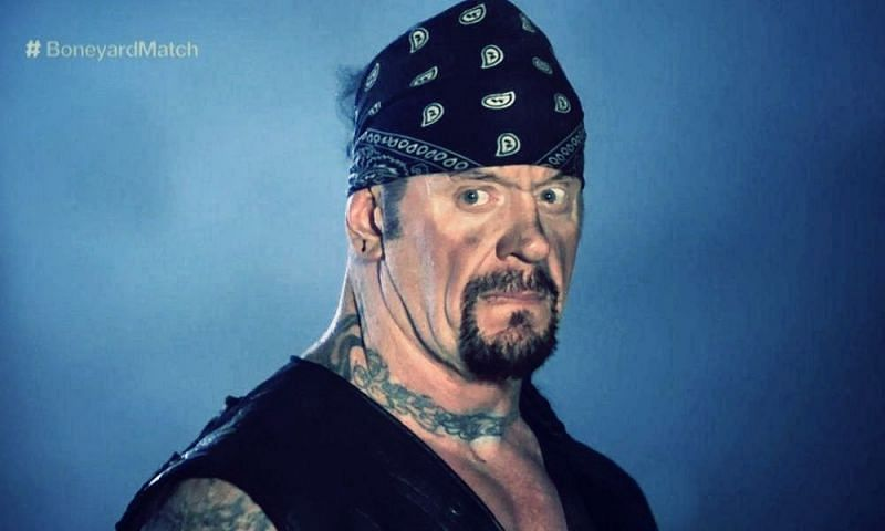 """The Undertaker referred to the current WWE product as """"soft"""" (Credit: WWE)"""