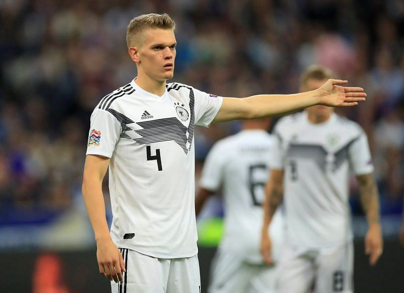 Mattias Ginter has been linked with a move to Chelsea