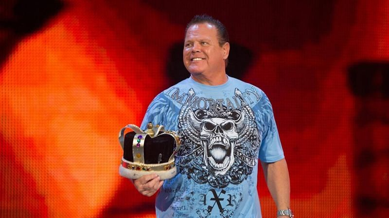 Jerry Lawler began working for WWE in December 1992