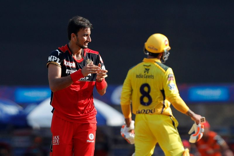 Harshal Patel conceded 37 runs off his last six deliveries (Image Courtesy: IPLT20.com)