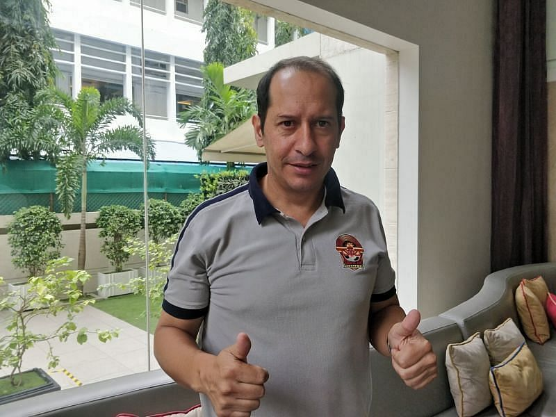 Fernando Varela previously coached Gokulam Kerala and Churchill Brothers in the I-League