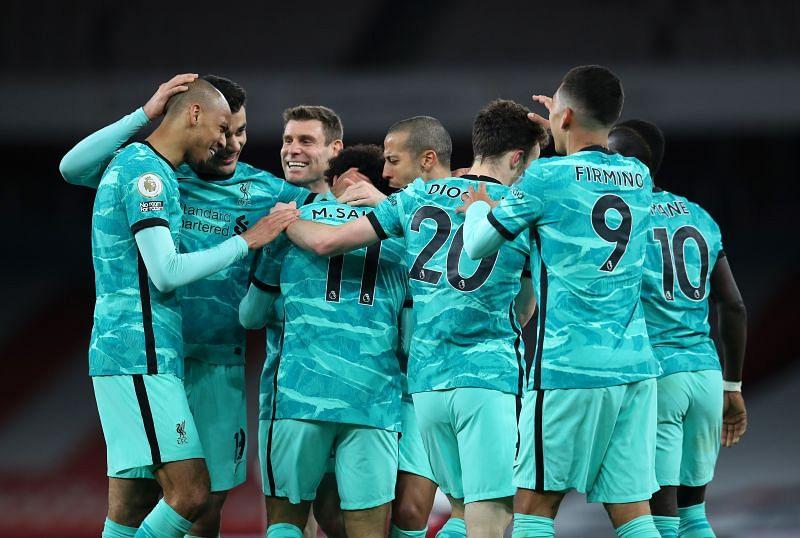 Arsenal vs Liverpool - Premier League