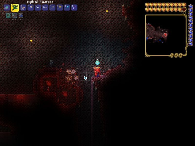 Each orb or heart you break will drop a decent weapon or piece of equipment.