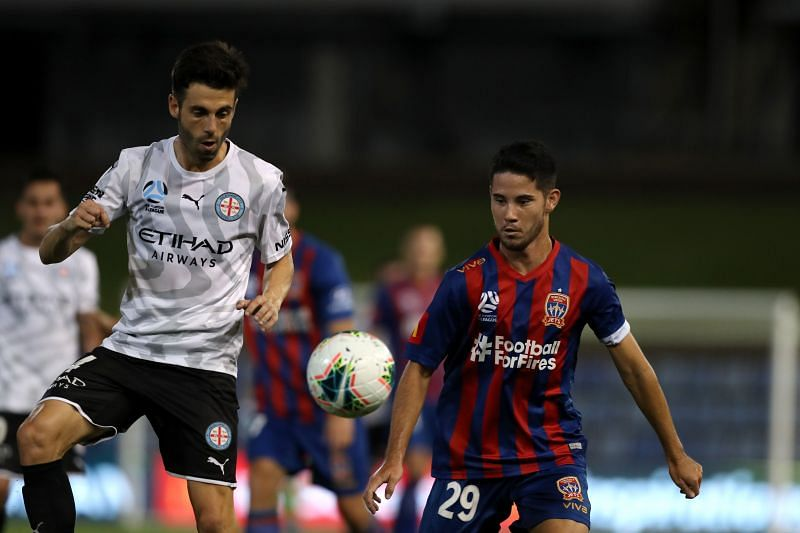 Newcastle Jets take on Melbourne City this week